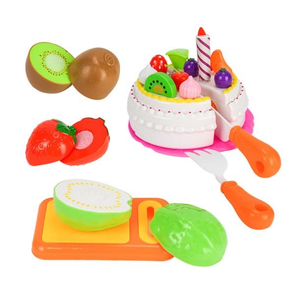 蛋糕水果切切樂(ST)(安全漆)
