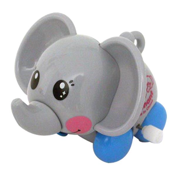 發條搖頭可愛大象(CE)