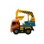 DIY組裝工程車(附工具)(ST)(怪手/吊車/水泥車/砂石車)