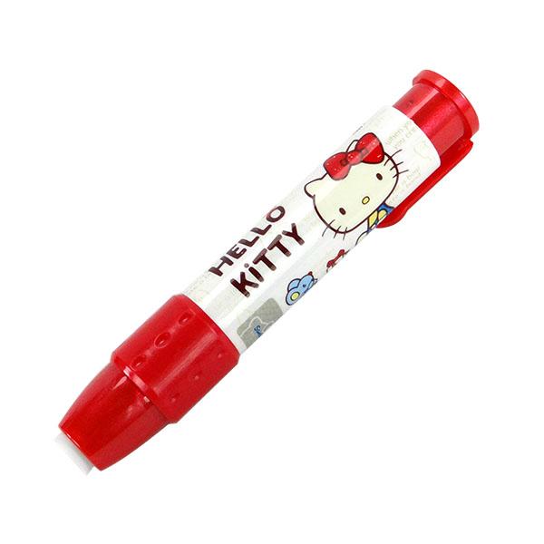 Hello Kitty 胖胖自動按壓橡皮擦(無毒)(授權)