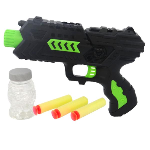 黑鷹吸水子彈手槍(超長25米射程)(100%環保吸水子彈)
