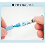 學齡前粗三角握自動鉛筆(2B)(台灣筆樂) 1/48/12