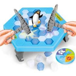 企鵝冰上敲敲樂(2人競賽遊戲)(CE)