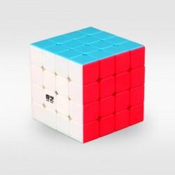 魔方格四階比賽專用魔術方塊(六色螢光版)(授權)