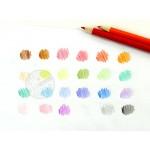 Crazart 24色油性色鉛筆(色彩飽和)(台製外銷)