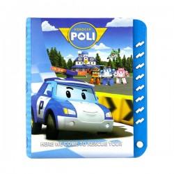 POLI波力密碼日記本(授權)