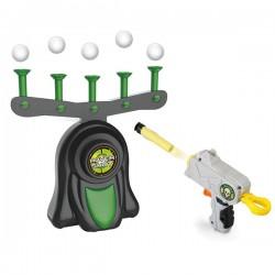 電動懸浮球標靶台(可調節漂浮高度)(附小支槍)