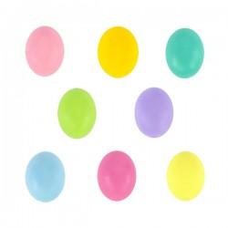 8色彩蛋洗澡玩具啾啾(ST安全漆讓您買的安心)