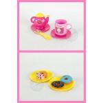 粉紅兔咖啡壺點甜午茶時光(授權)