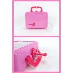 粉紅兔手提盒收納梳妝組(授權)