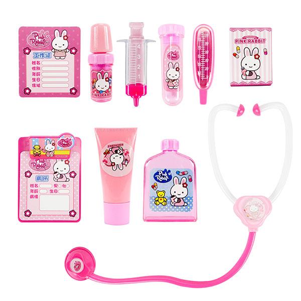 粉紅兔我要當醫生醫生組(授權)