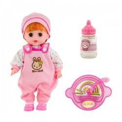 韓版妮妮小嬰兒(眼睛會動)(3種互動式喝奶哭笑模式)(250801)