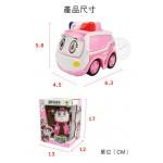警車聯盟(小芸)變形機器人合金車(2001授權)