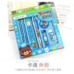 韓版7品文具組禮盒(20001)