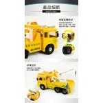 韓國進口拖吊車(黃色中文版)(大台)(ST玩具百貨公司貨品質保證)