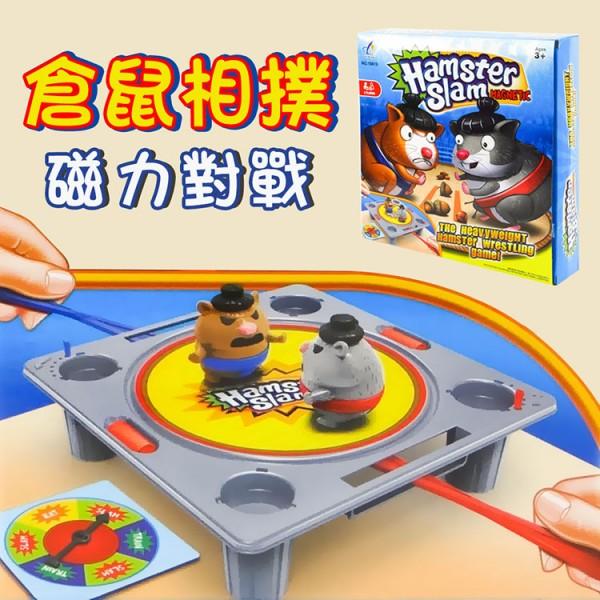 磁力大相撲對戰桌遊(雙人版)