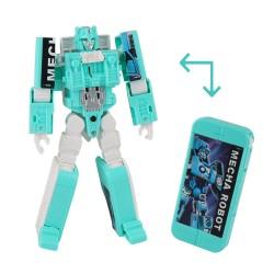 變形機器人手機(聲光音樂)(附電池)