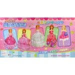 019A公主娃娃時裝秀套裝組(芭比臉型)(7件衣服+鞋子配件)(ST) (無法超商取貨)