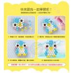 DIY神奇水魔豆拼圖(動物世界)(水凝珠無毒免膠免燙)(約760顆)