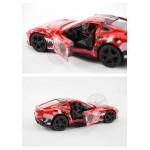 1:32 超合金極速超跑車模型(迴力車門可開)(ST)
