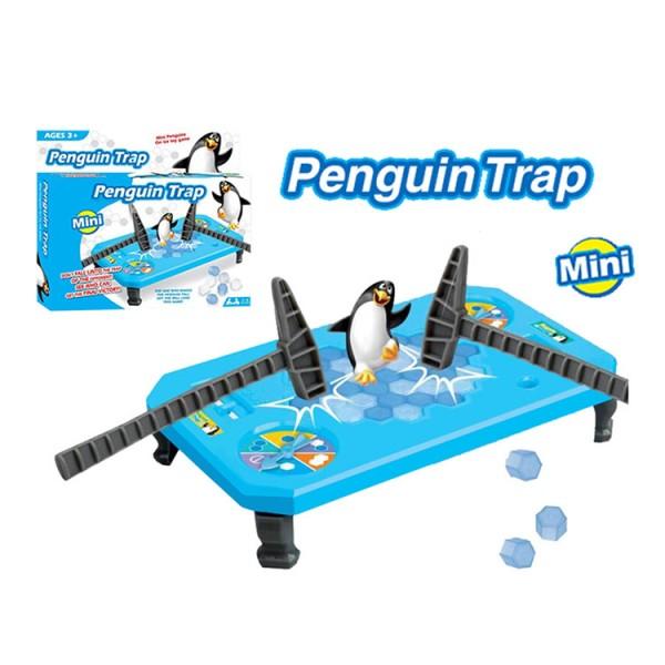 企鵝冰上敲敲樂桌上遊戲(小盒外出版)(2人桌遊)