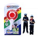 手持式交警交通指揮棒(紅綠燈練習教具)