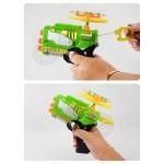 2合1安全軟彈槍+飛碟槍(0892)