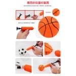 室內兒童足球門+籃球架組(附球+打氣筒)(16561) (無法超商取貨)