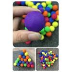 EVA軟球(3公分)空氣槍動力槍補充子彈(12顆裝)