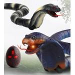 紅外線遙控仿真霸王眼鏡蛇(授權)