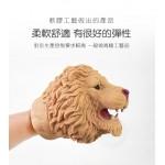 動物頭形手偶(說故事表演道具)