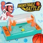 不用撿球對戰籃球投籃遊戲(舒壓桌上遊戲)