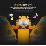 6699大型黃蜂變形機器人(精緻盒裝版)(帶燈光音效) (無法超商取貨)