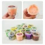 珍珠奶茶水晶黏土(顏色隨機)