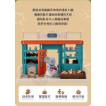 (考拉日記)精緻迷你世界考拉小鎮商店系列(附KOALA玩偶)