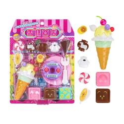 卡裝冰淇淋商店家家酒(738)