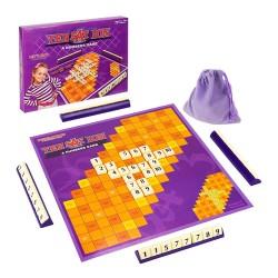 數字接龍計分競賽桌遊(2-4人桌上遊戲)