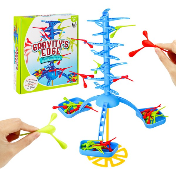 重力平衡鳥益智桌遊(2人以上趣味桌遊)