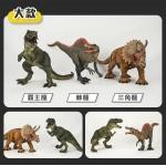 高仿真經典恐龍模型(做工細無異味/手工上色高質感)