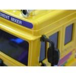 韓國進口大台黃色水泥車(ST玩具百貨公司貨品質保證)
