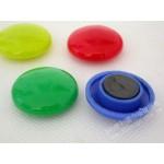 5入圓形白板吸鐵(磁鐵)(3公分)
