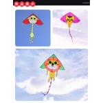 可愛動物三角風箏造型身體 (無法超商取貨)
