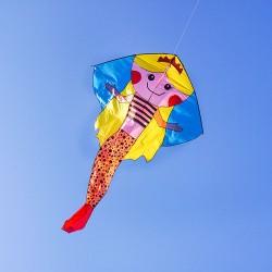 超大美人魚公主造型風箏(362*236) (無法超商取貨)