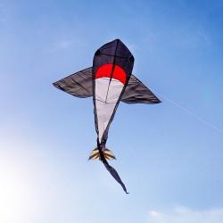 黑色大鯊魚造型風箏(180*361) (無法超商取貨)