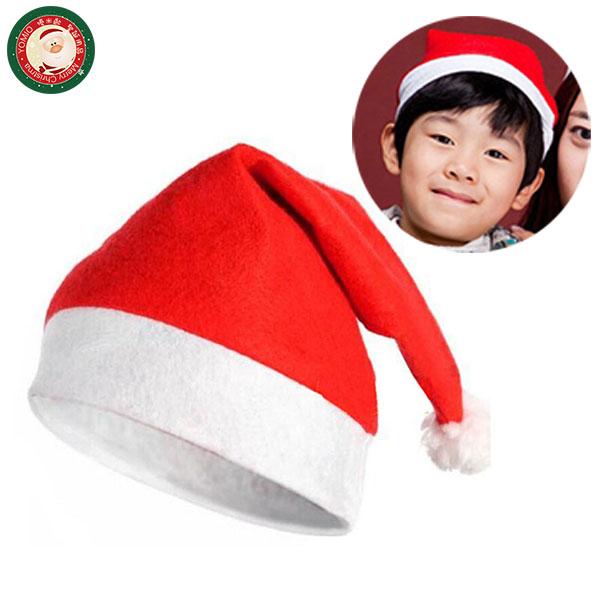 小朋友聖誕帽(適合幼稚園以下)(普通不織布)